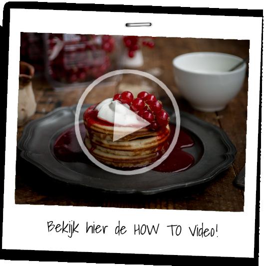 How to speltpancakes maken