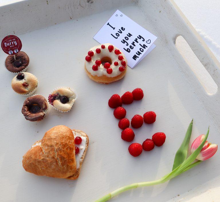 Valentijnsdag I love you berry much