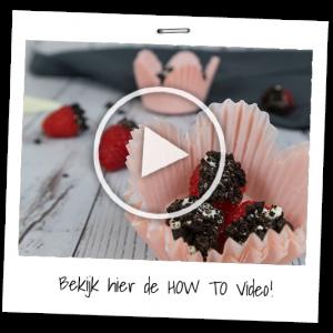 Video gevulde frambozen maken link